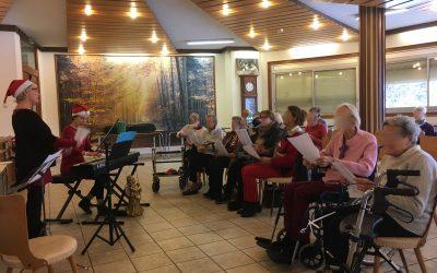 Praz-Coutant, Concert de Noël